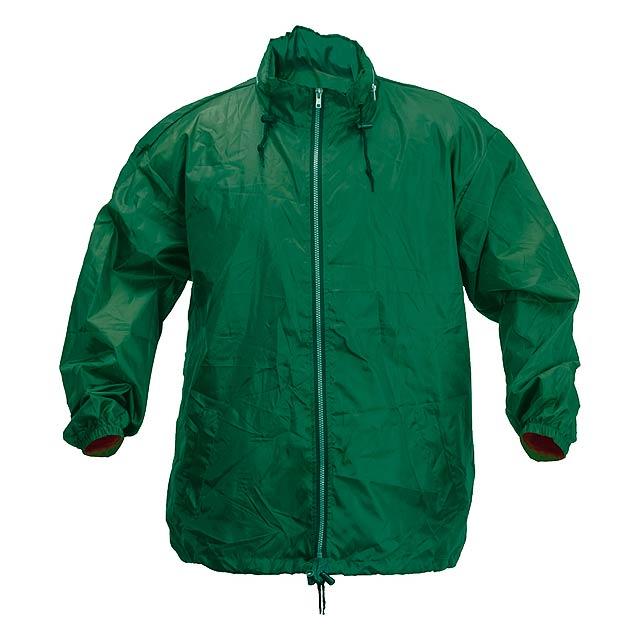 Garu pláštěnka - zelená