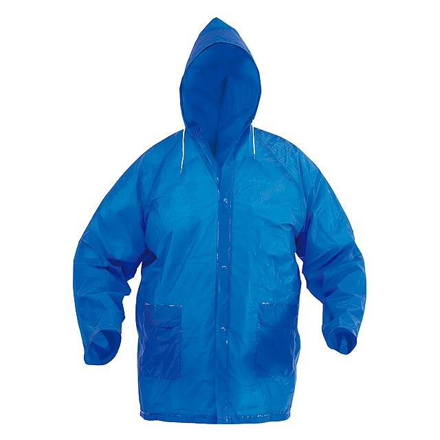 Hydrus pláštěnka - modrá