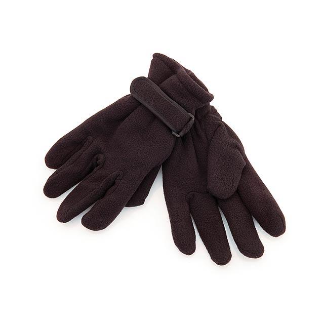 Mut zimní rukavice - černá