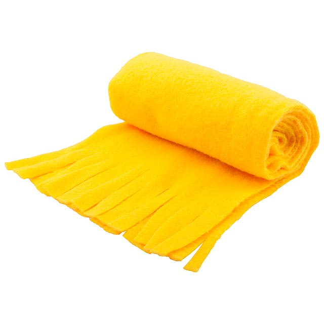 Anut šátek - žlutá