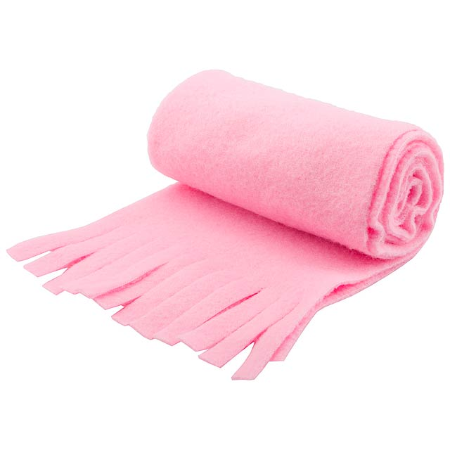 Anut šátek - růžová