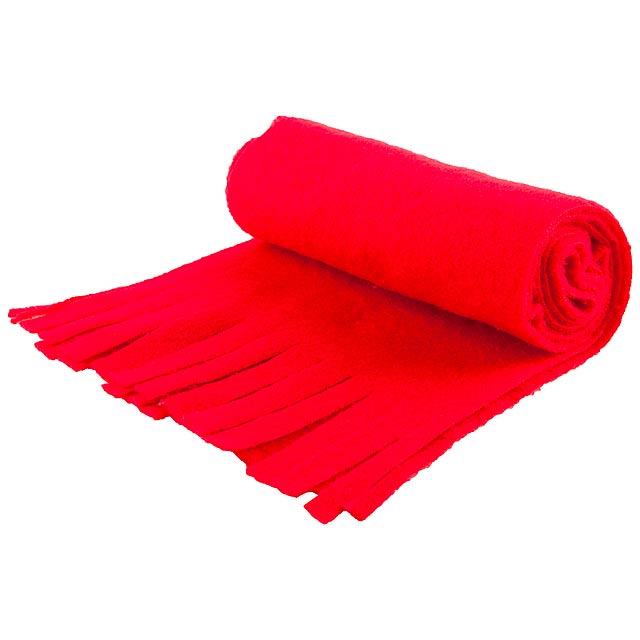 Anut šátek - červená