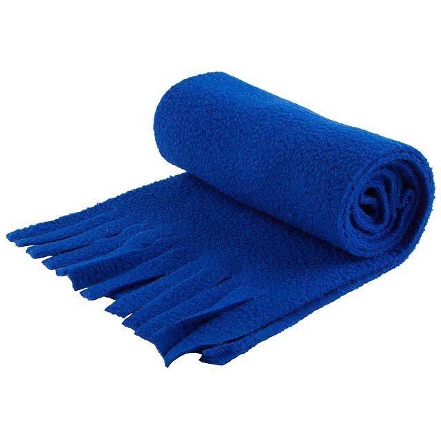 Anut šátek - modrá