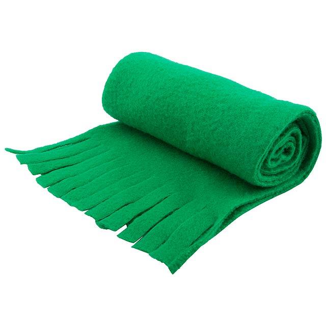 Anut šátek - zelená