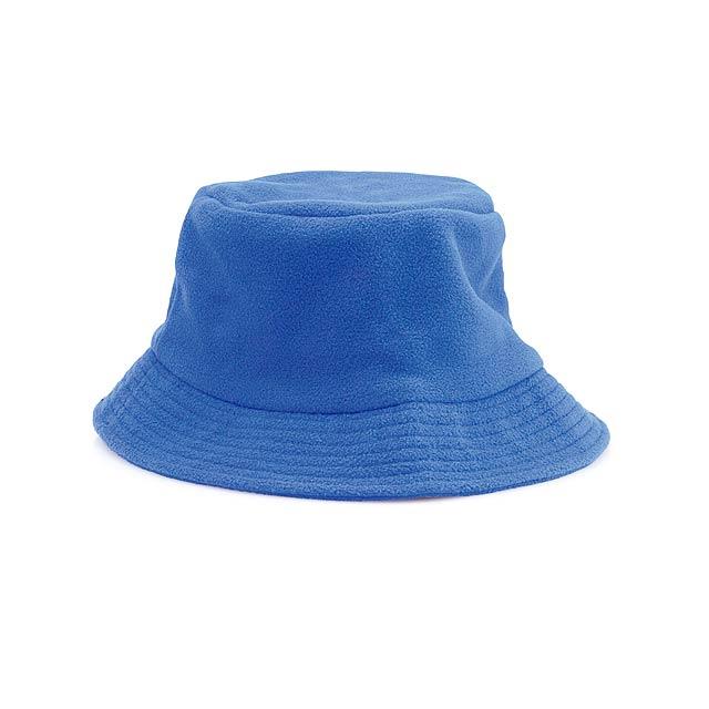 Aden zimní klobouk - modrá