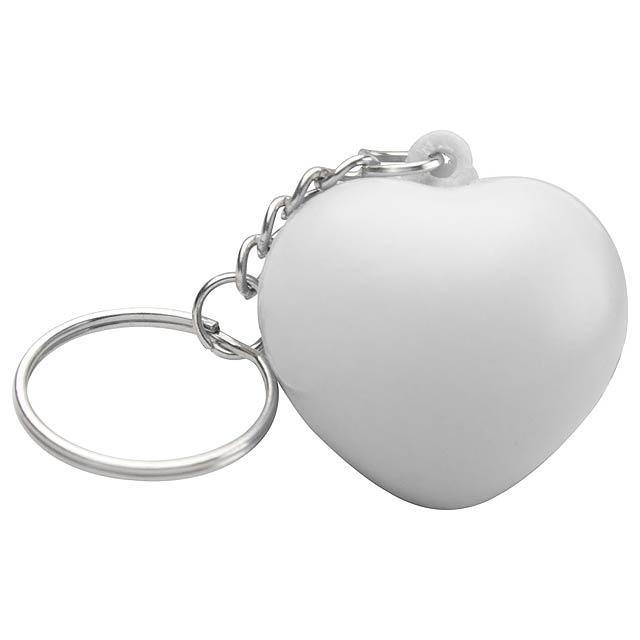 Silene antistres míček klíčenka - bílá