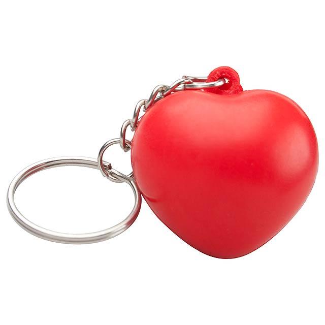 Silene antistres míček klíčenka - červená
