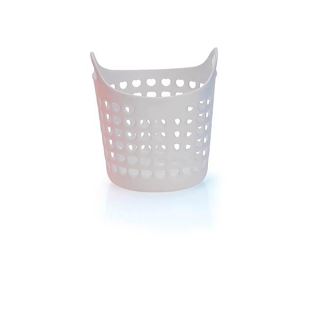 Domi multifunkční košík - bílá