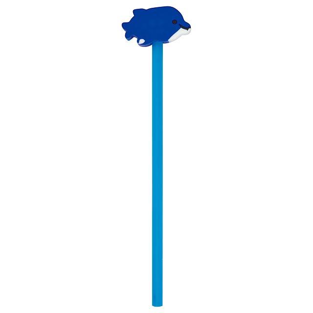 Bleistift - blau