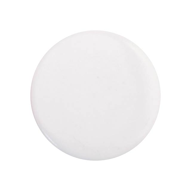 Turmi odznak - bílá
