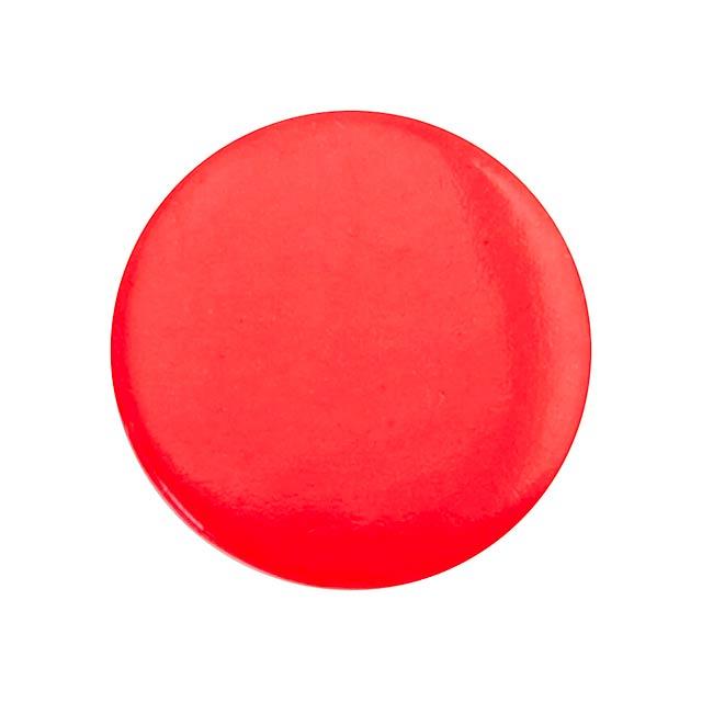 Turmi odznak - červená