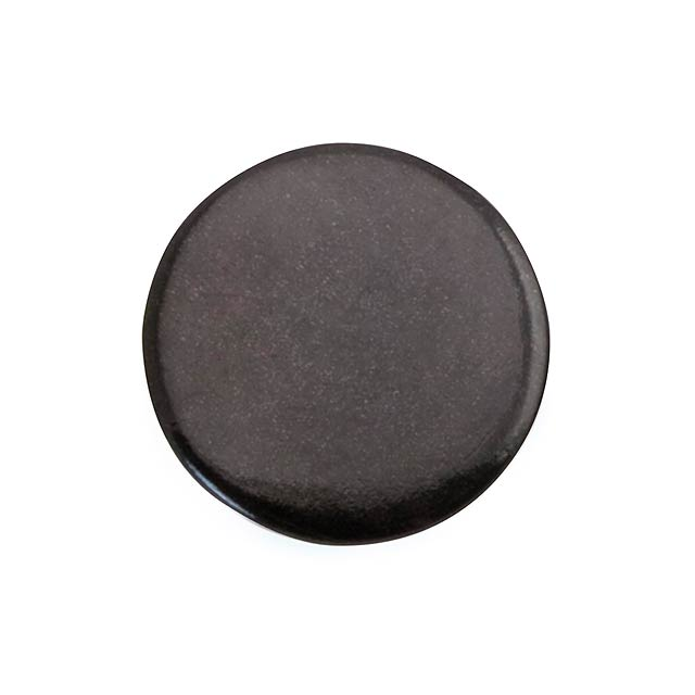 Turmi odznak - čierna