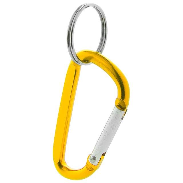 Zoko přívěšek na klíče - žlutá
