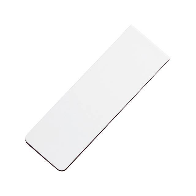 Sumit záložky - biela