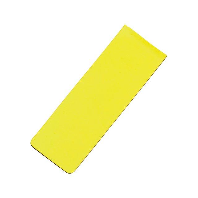 Sumit záložky - žlutá