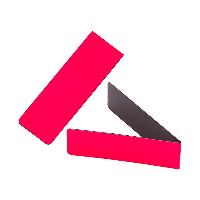 Sumit záložky - červená