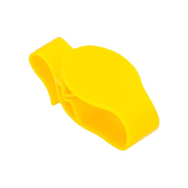 Taker háček na tašku - žlutá