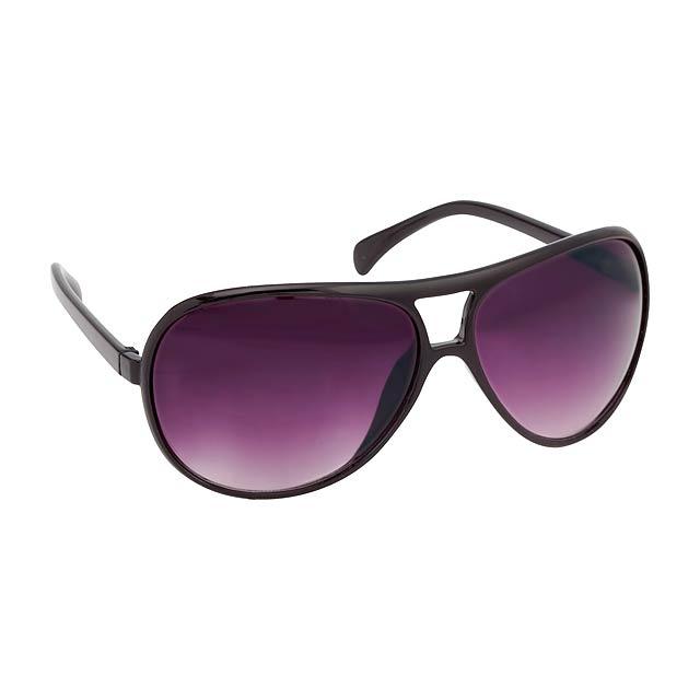 Lyoko sluneční brýle - černá