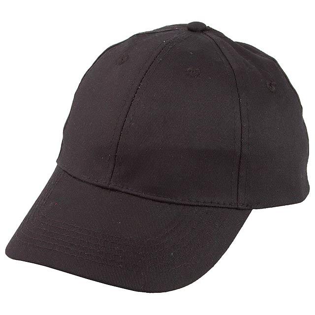 Konlun baseballová čepice - černá