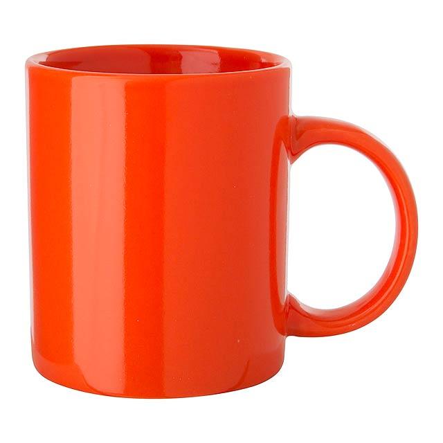 Zifor hrnek - oranžová