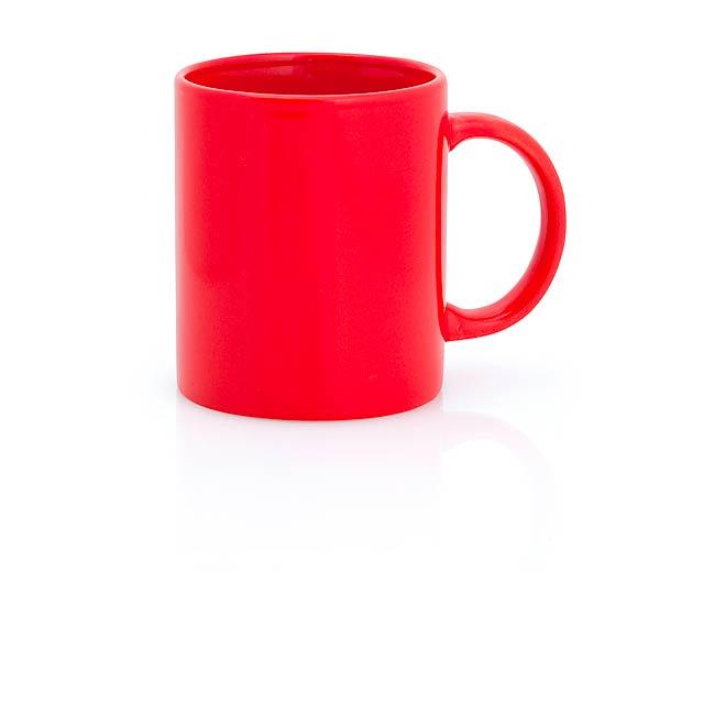Zifor hrnek - červená
