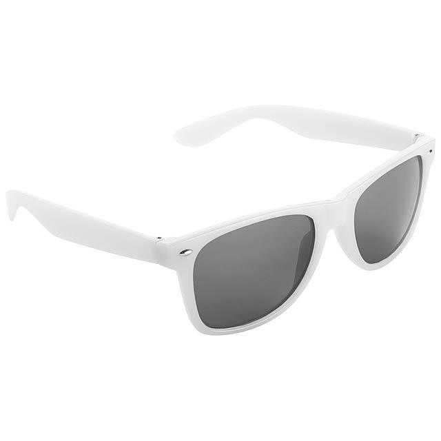 Slnečné okuliare - biela f6f427f32d8