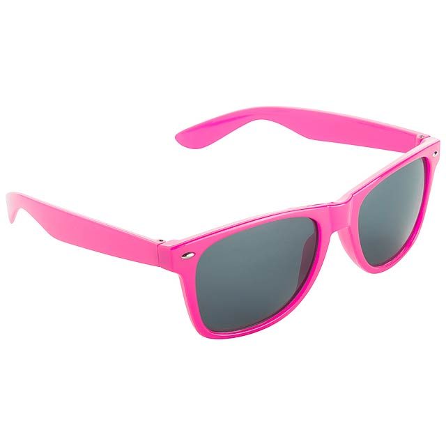 Xaloc sluneční brýle - fuchsiová (tm. růžová)