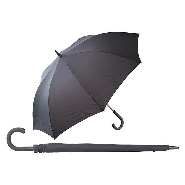 Campbell deštník - černá