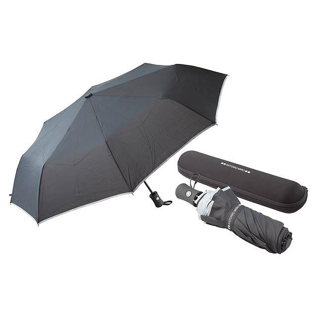 Telfox deštník - černá
