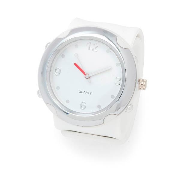 Belex hodinky - bílá