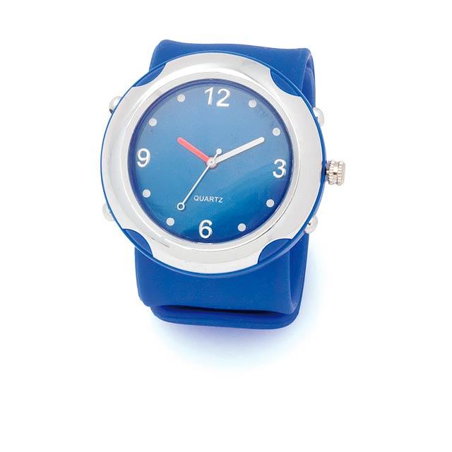 Belex hodinky - modrá