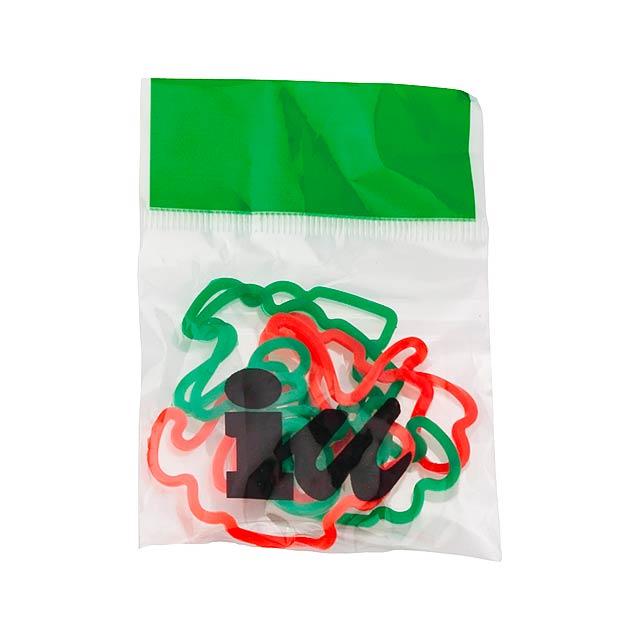 Form sada náramků - multicolor
