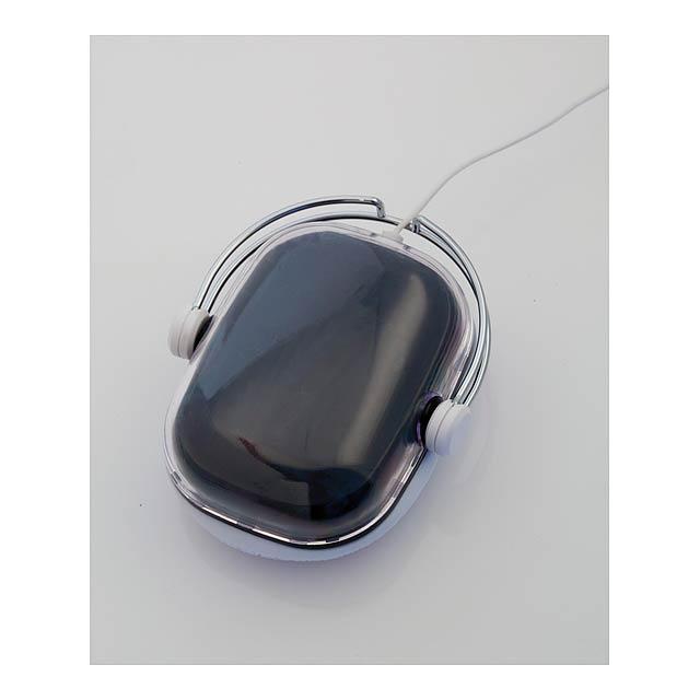 Tabit sluchátka - černá