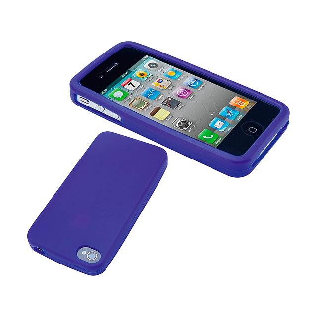 Zora pouzdro na iPhone - modrá