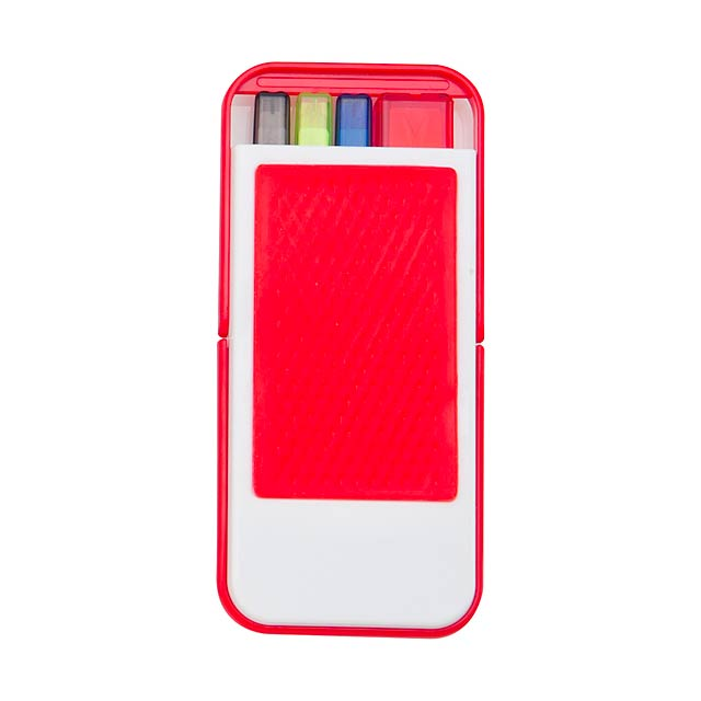 Fenix stojan na mobilní telefon - červená
