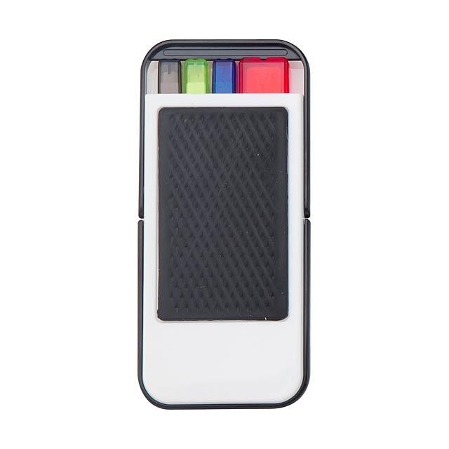 Fenix stojan na mobilní telefon - černá