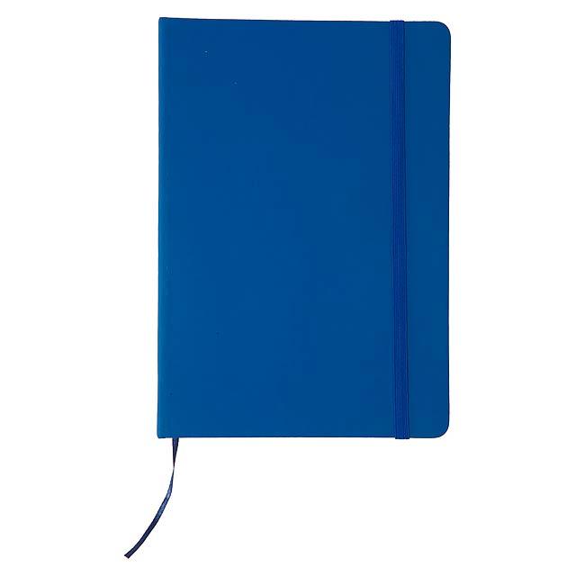 Cilux poznámkový blok - modrá