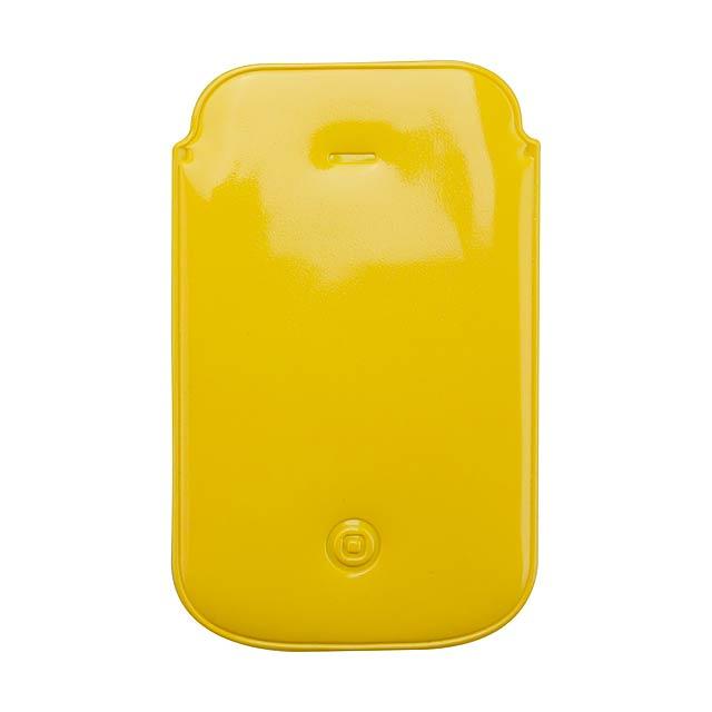 Drima obal na iPhone - žltá