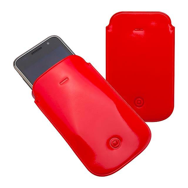 Drima obal na iPhone - červená