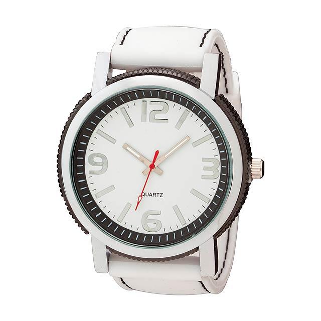 Lenix hodinky - bílá