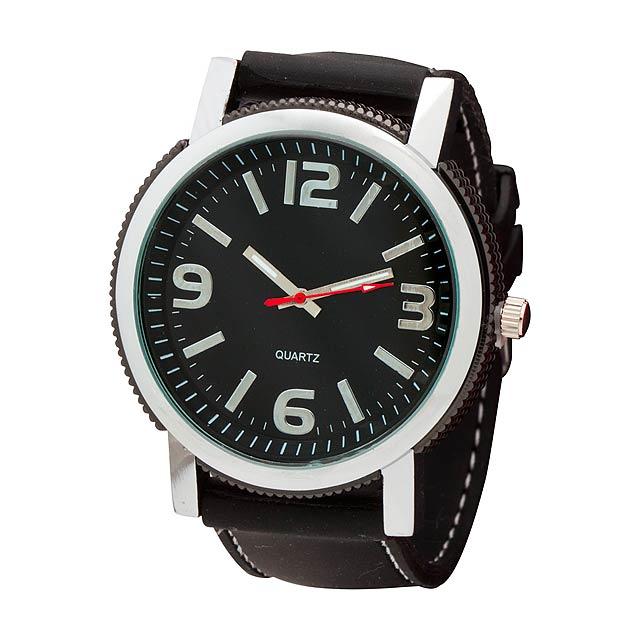Lenix hodinky - černá