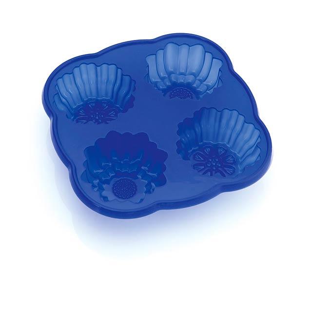 Nela forma - modrá