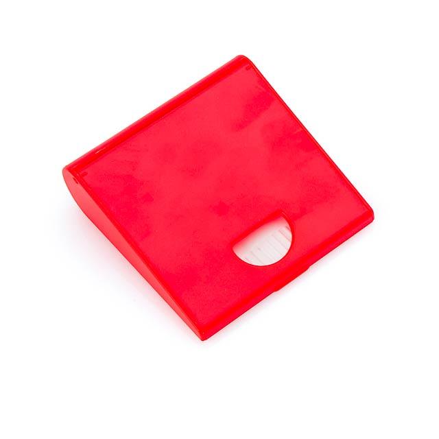 Naibel úklidová sada - červená
