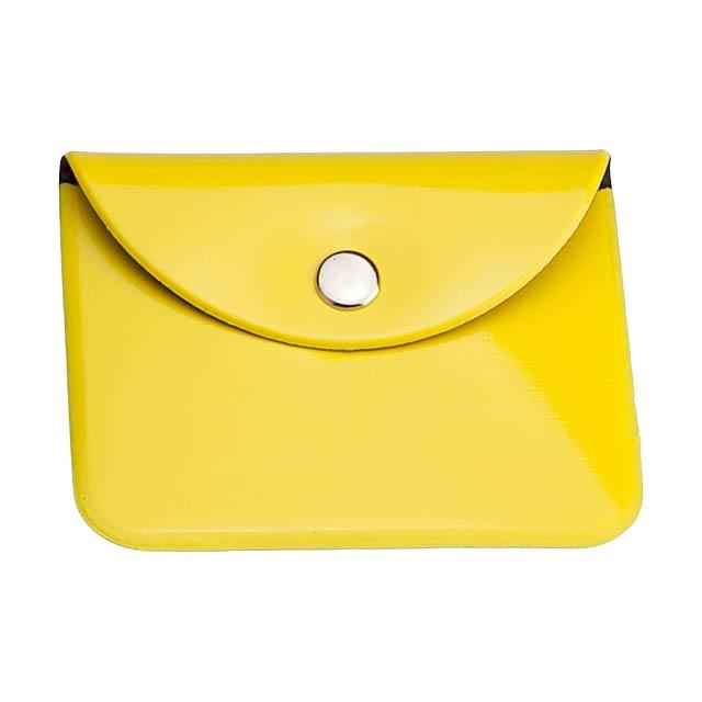 Crux peněženka - žlutá