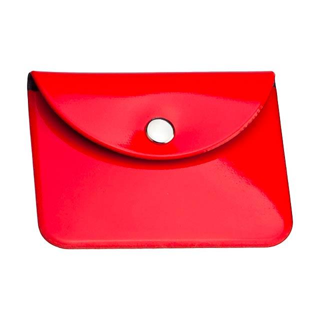 Crux peněženka - červená