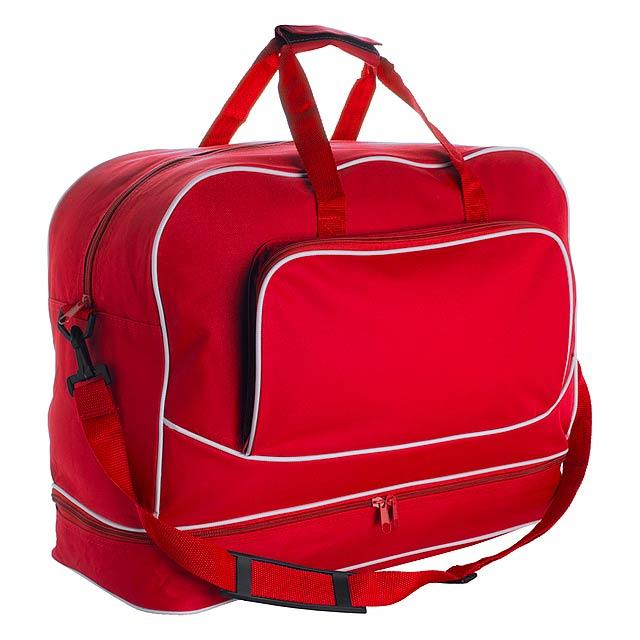 Sendur taška - červená