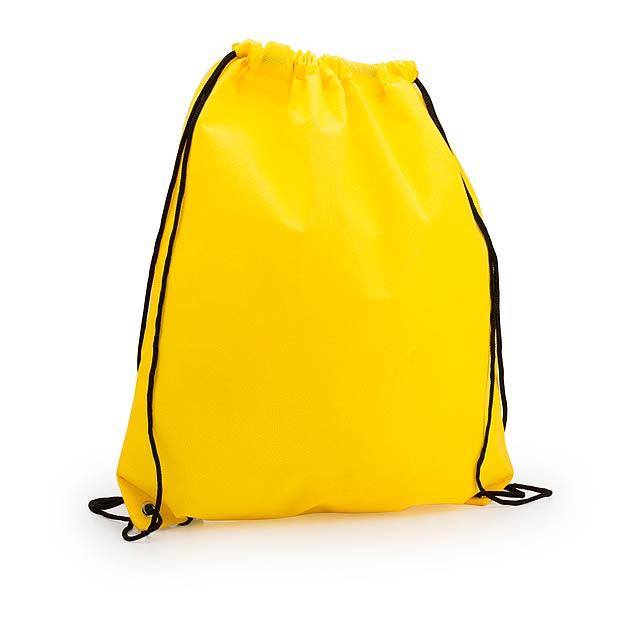 Hera pytlík na stažení - žlutá