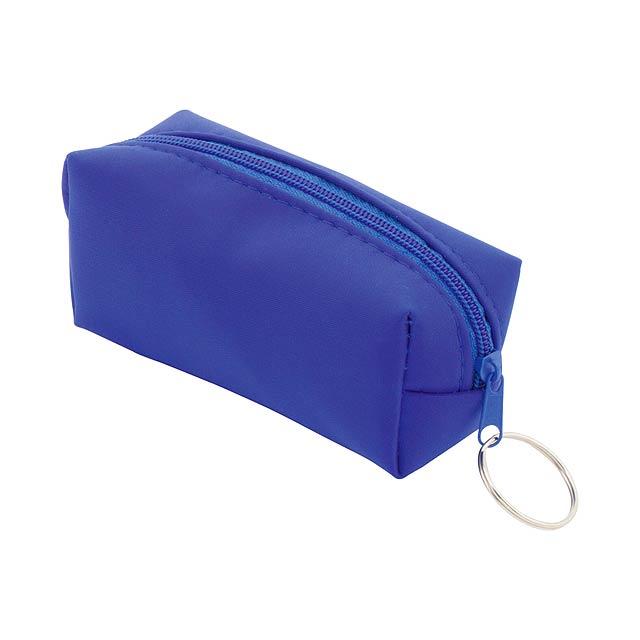 Luba Peněženka - modrá