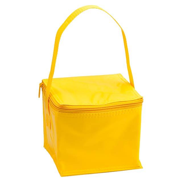 Tivex chladící taška - žlutá