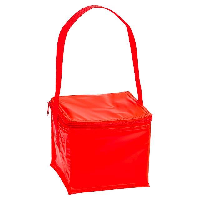 Tivex chladící taška - červená
